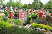 W Minilandzie podziwiać można słynne budowle zbudowane z 20 mln klocków LEGO.
