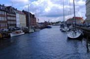 Jachty w porcie Nyhavn.