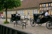 Stare Miasto w Aarhus Fot. Den Gamle By