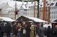 Święta przy Nyhavn Fot. Visit Denmark