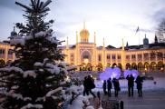 Święta w Tivoli Fot. Visit Denmark