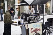 Sprzedawca kawy Fot. Visit Denmark