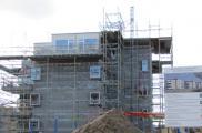 Duńskie budownictwo w Kopenhadze
