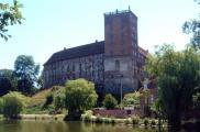 Zamek Koldinghus w duńskim mieście Kolding
