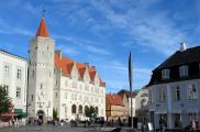 Aalborg to największe miasto Północnej Jutlandii