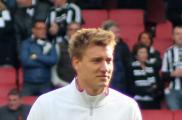 Duński piłkarz Nicklas Bendtner