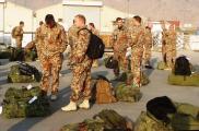 Duńscy żołnierze