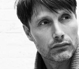 Duński aktor Mads Mikkelsen