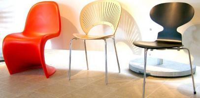 Duńskie krzesła