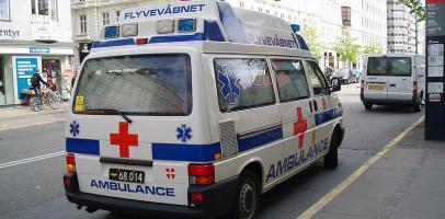 Duński ambulans