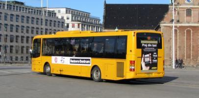 komunikacja miejska Kopenhaga Dania