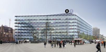 Industriens Hus DI Kopenhaga