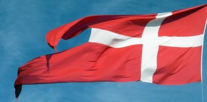 Flaga Danii Dannebrog