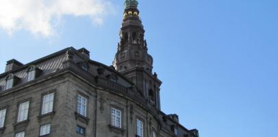 Duński parlament Folketinget
