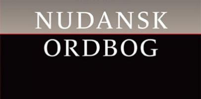 Słownik języka duńskiego Nudansk Ordbog