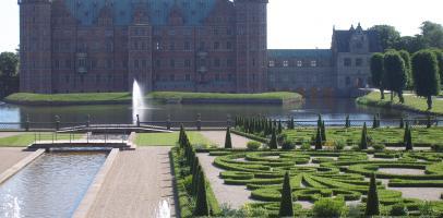 Zamek Frederiksborg Hillerød Dania