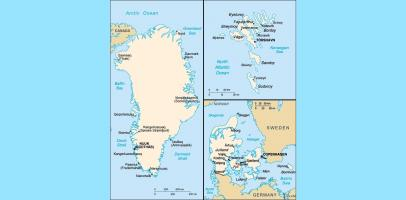 Dania, Grenlandia i Wyspy Owcze