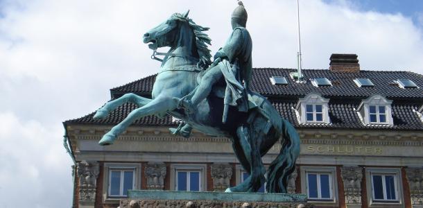 Biskup Absalon Kopenhaga Dania