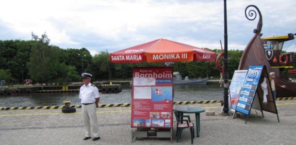 Rejsy na Bornholm