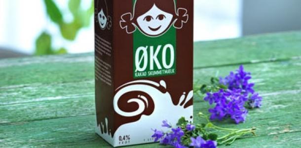 Ekologiczne mleko Matilde