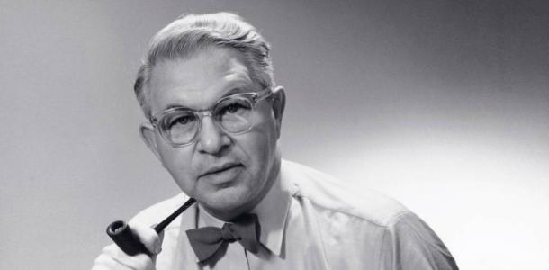 Duński architekt i projektant Arne Jacobsen
