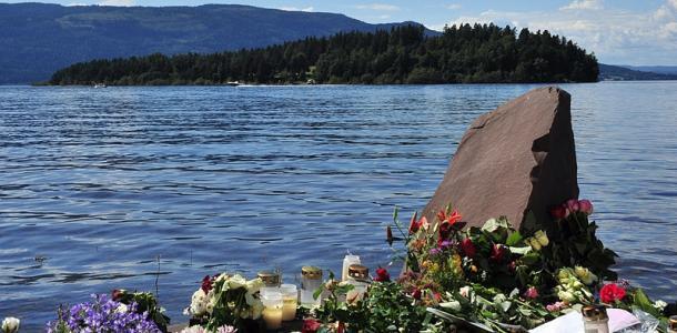 Wyspa Utøya