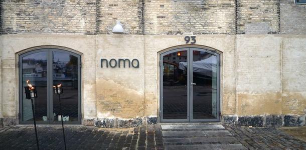 Restauracja Noma w Kopenhadze
