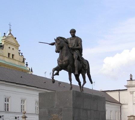 Ksiaze Jozef Poniatowski Pomnik Książę Józef Poniatowski
