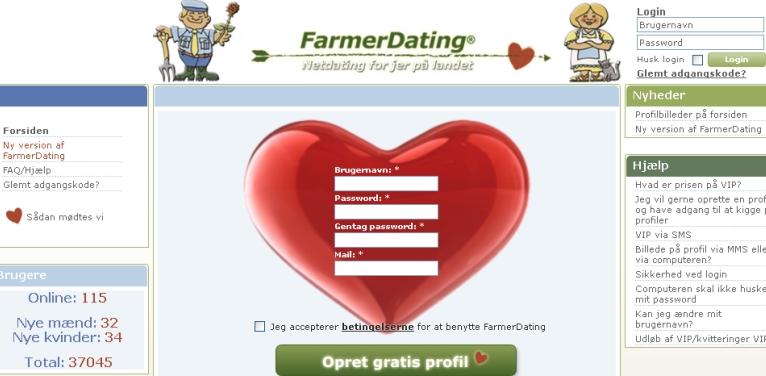 Farmerdating FarmerDating